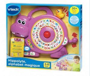 11€ seulement l'alphabet magique Hippolyte de Vtech