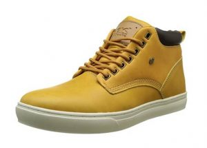 15€ les chaussures montantes British Knights homme