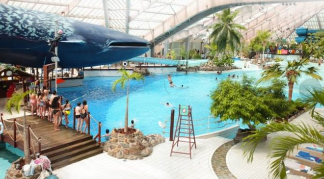 99 € acces illimite parc aquatique Aquaboulevard