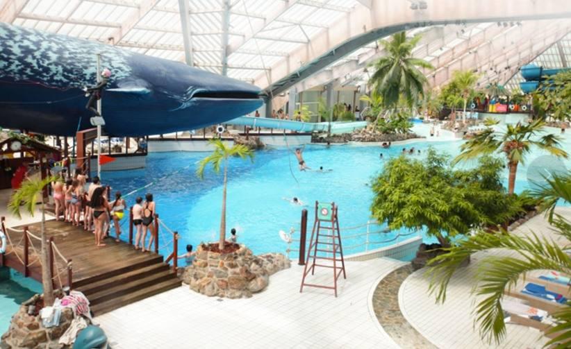 Abonnement aquaboulevard 1 an pour 99 euros au lieu de for Abonnement piscine paris