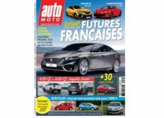 Abonnement Auto Moto Magazine pas cher ! 14,90€ les 10 numéros (dont 1 double)