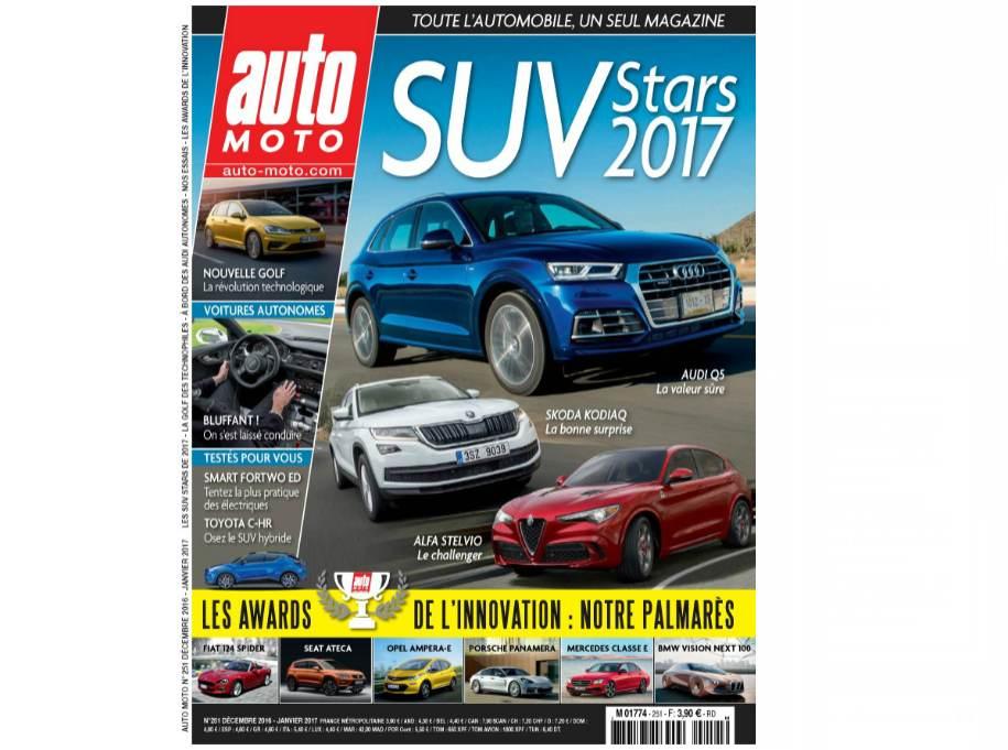 Abonnement Auto Moto Magazine pas cher