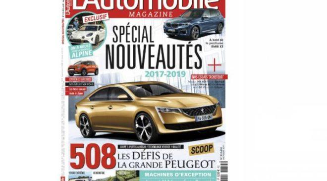 Abonnement Automobile Magazine pas cher
