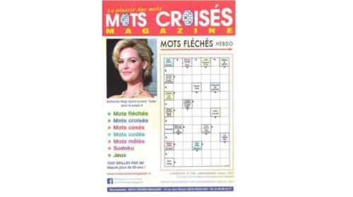 Abonnement Mots Croisés magazine pas cher