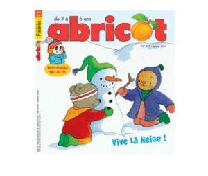 Abonnement pas cher à Abricot (magazine 3 à 5 ans)