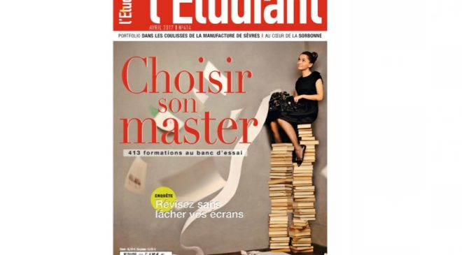 Abonnement magazine L'ETUDIANT pas cher : 14,90€ au lieu de 59,9€