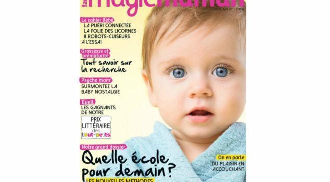 Abonnez-vous pour pas cher au magazine Famili