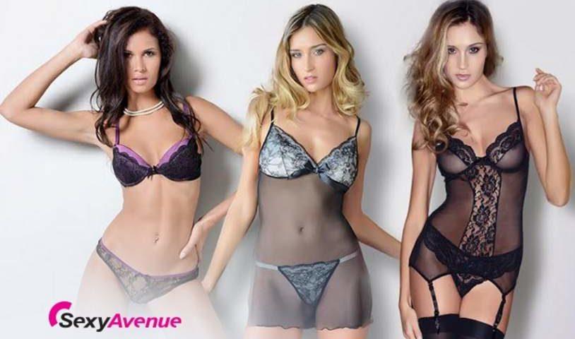Bon plan Sexy Avenue lingerie sexy