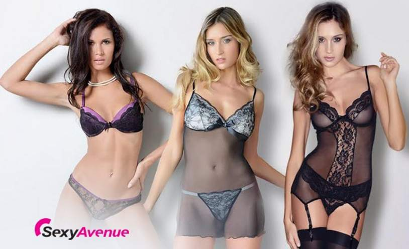 bon plan sexy avenue 19 euros les 50 euros d achats lingerie sexy sextoys. Black Bedroom Furniture Sets. Home Design Ideas