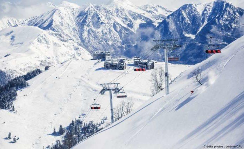 Forfait ski Luchon Superbagnères pas cher