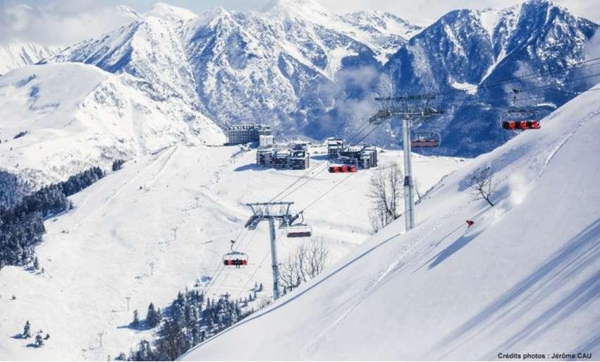 forfait ski luchon superbagn res pas cher 23 le forfait 1 jour 37 9 2 jours option. Black Bedroom Furniture Sets. Home Design Ideas