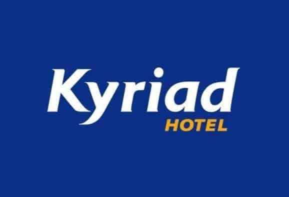 Hôtel Kyriad code promo 10€