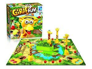 Moins de 10€ le jeu Giraffun de Megableu