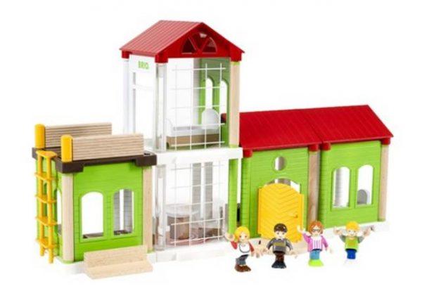 Moins de 20€ la maison modulable de Brio