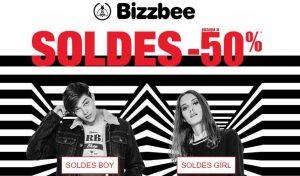 Soldes Bizzbee : livraison gratuite