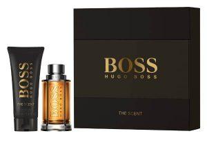 SOLDES coffret Hugo Boss The Scent 50 ml + gel douche 100ml