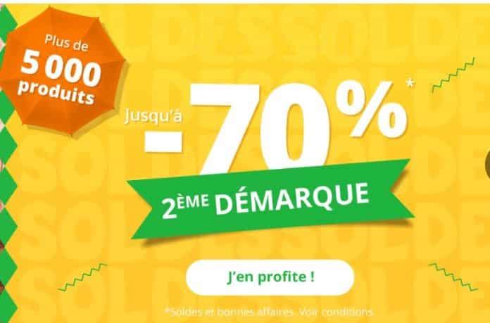 Soldes auchan playmobil moiti prix - Soldes deuxieme demarque ...