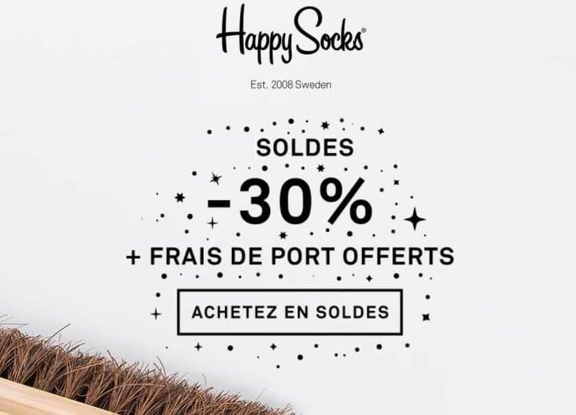 Soldes Happy Socks