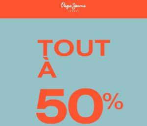 Soldes Pepe Jeans