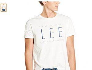 T-shirt homme LEE à moins de 9€
