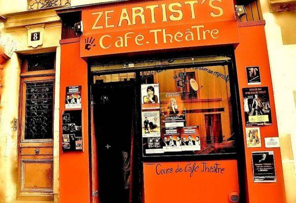 Théâtre Ze Artist's Paris pas cher