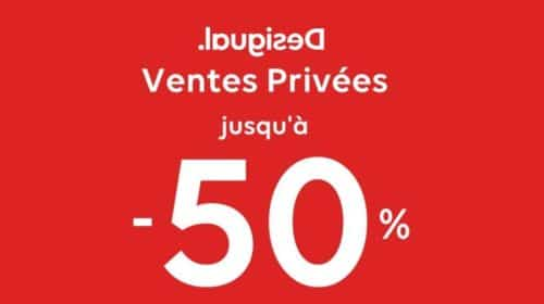 075233c7572bf9 Vente privée Desigual : jusqu'à -50% pour les pré-soldes ! | Bons ...