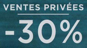 Ventes privées Oxbow