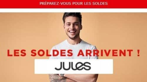 Voir les Soldes Jules