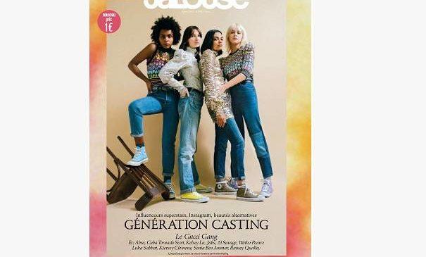 abonnement Jalouse magazine pas cher
