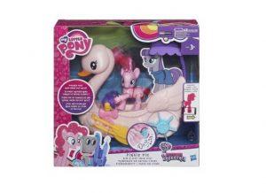 bateau cygne My Little Pony musical