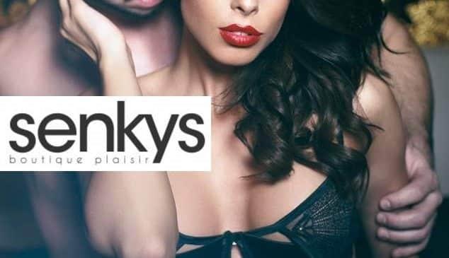 bon d'achat – code promo Senkys
