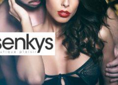 50€ d'achats sur Senkys pour 19 € (lingerie sexy et autres 🔞 )