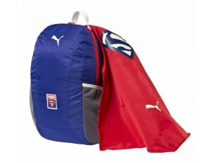sac à dos Puma Superman + Cape Superman en soldes