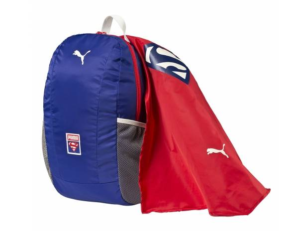 sac à dos Puma Superman + Cape Superman