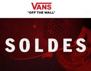 10% supplémentaire sur les soldes Vans