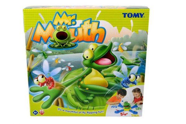 12,18€ le jeu Croc' Grenouille de Tomy