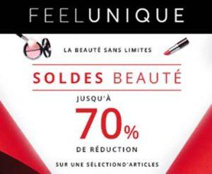 25% sur les parfums sur Feel Unique