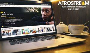 3,99€ pour 1 mois d'accès à Afrostream