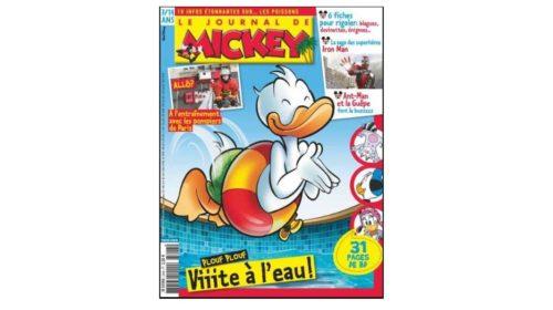 Abonnement Le Journal de Mickey pas cher