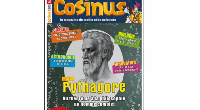 Abonnement magazine Cosinus pas cher