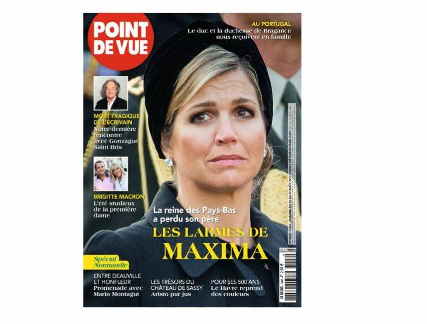 Abonnement magazine Point de Vue pas cher
