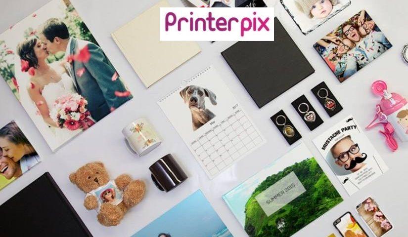 Bon d'achat site Printerpix