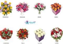 Bon plan livraison fleurs ! de 5€ à 20€ de remise sur les bouquets 💐+ livraison gratuite 🚚