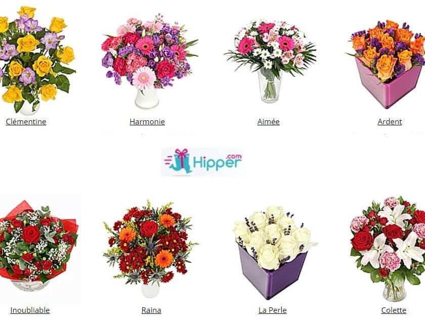 Bouquet de fleur moins cher 15 sur hipper livraison for Livraison fleurs pas cher livraison gratuite