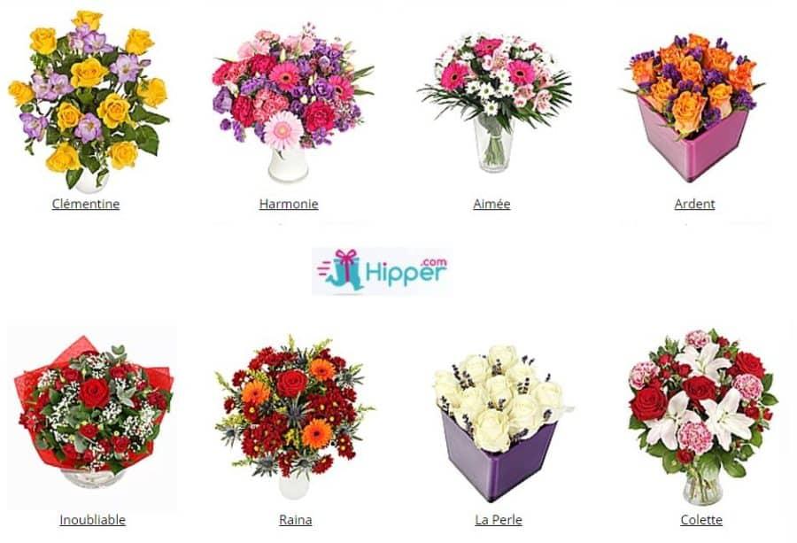 Bon plan livraison fleurs de 5 20 de remise sur les for Envoyer des fleurs pas cher livraison gratuite