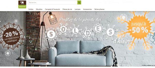 Conforama 40 euros offerts tous les 100 euros d achats for Bon plan meuble
