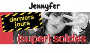 Derniers jours Soldes Jennyfer
