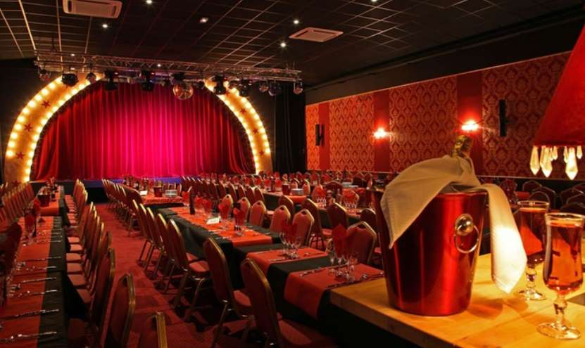 Francky Folies Cabaret moitié prix
