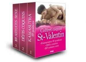 Gratuit : Coffret Coquin St-Valentin
