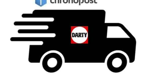Livraison Express (Chronopost) gratuite sur Darty